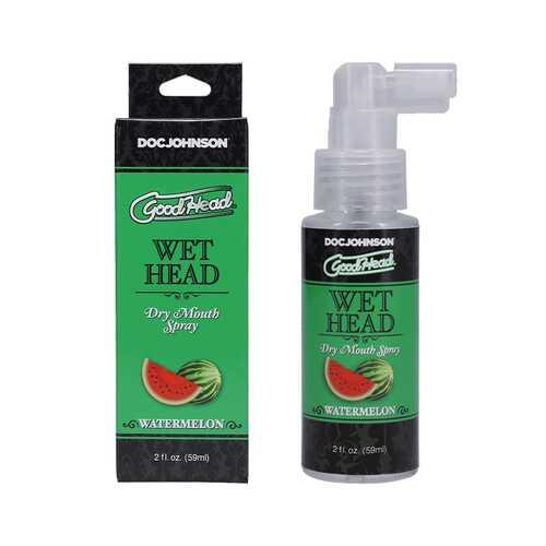 GoodHead Wet Head Dry Mouth Spray Waterm