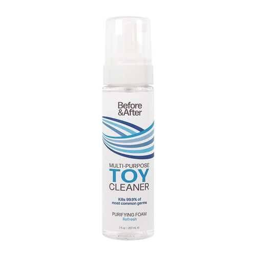 Before&After Foaming Toy Cleaner 7oz