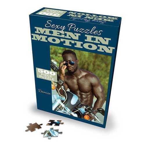 Sexy Puzzle Damien