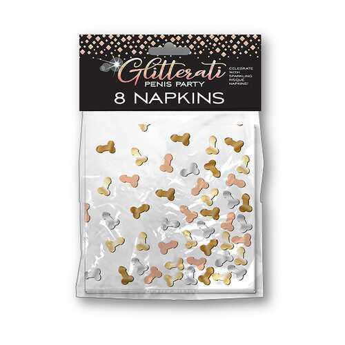 Glitterati Napkins