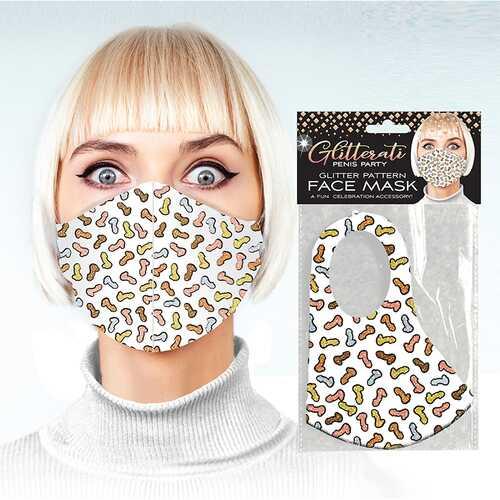 Glitterati Mask