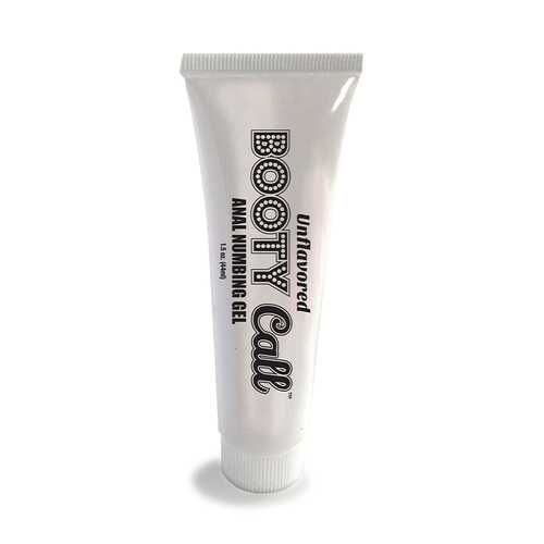 Bootycall Anal Numbing Gel Unflavored
