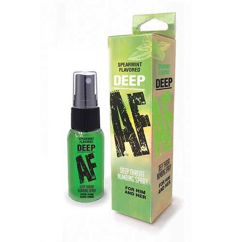Deep Af Numbing Throat Spray