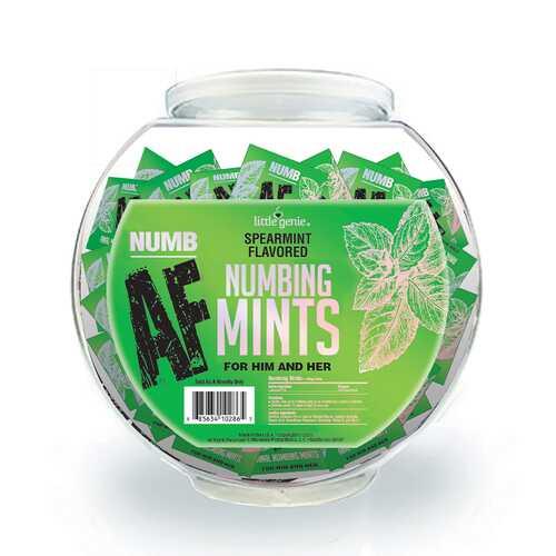 Numb Af Mints Fishbowl (100 Mints)