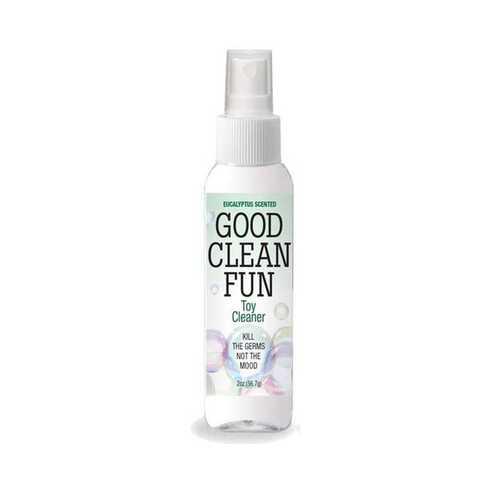 Good Clean Fun Eucalyptus Toy Cleaner