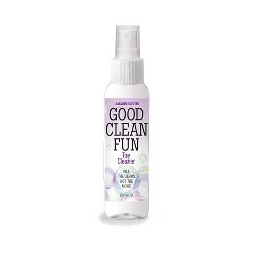 Good Clean Fun Lavender Toy Cleaner