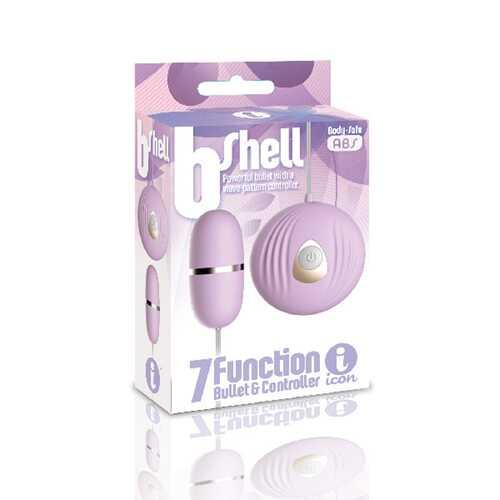 The 9's b-Shell Bullet Vibe Purple