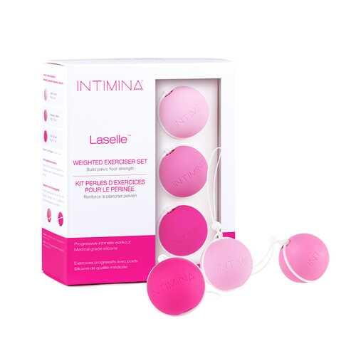 Intimina Laselle Routine Exercise Balls