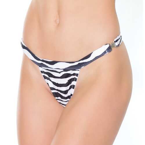 Quick Release Thong Pattern OS