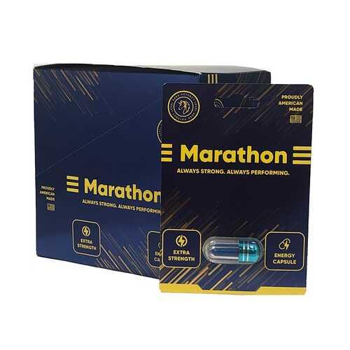 Marathon Male Enhancement Pill 1ct 24/Dp