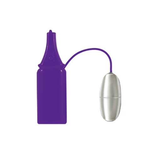 Vibrating Bullet 2 Speed Purple