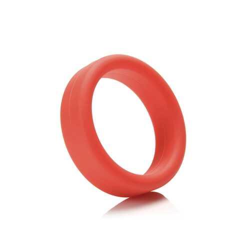 Tantus Super Soft C-Ring - Red