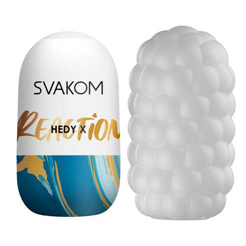 Hedy X Reaction Stroker 5 Pack