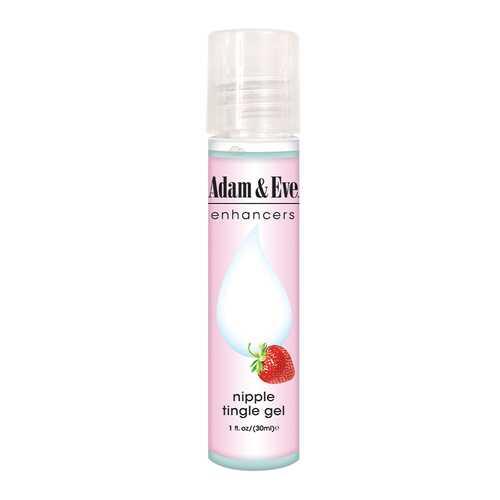 A&E Nipple Tingle Gel Strawberry  1oz