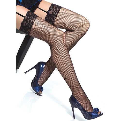 Coquette Stockings Black OS