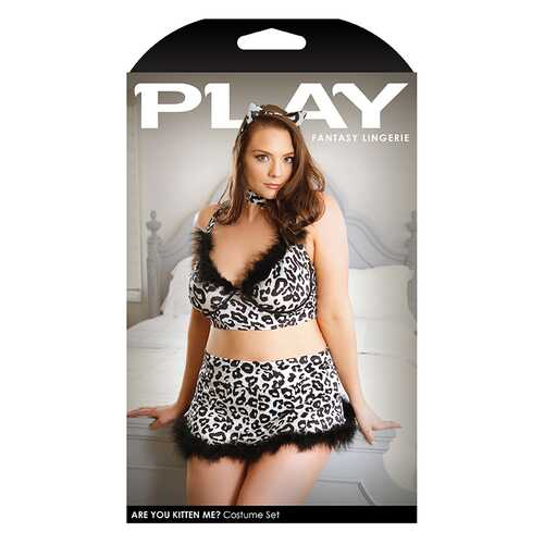 Play Are You Kitten Me? Costume 1X/2X