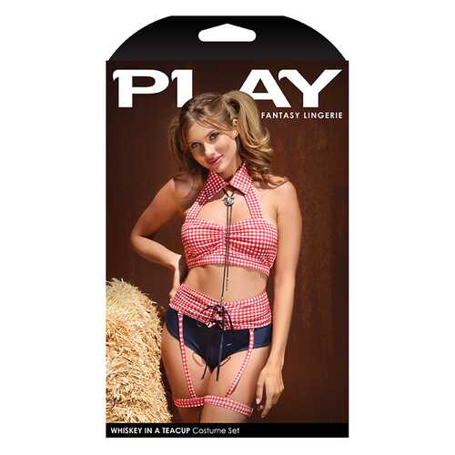 Play Whiskey In A Teacup Costume M/L