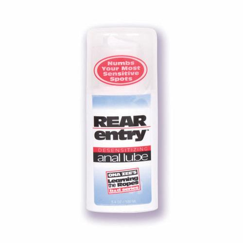 Ona Zees Rear Entry Anal Lube 1.7oz.