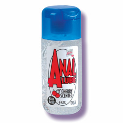 Anal Lube Cherry Scented 6 fl oz