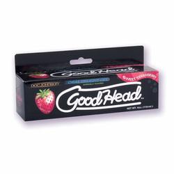 GoodHead Oral Delight Gel Straw 4oz