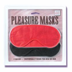 Pleasure Masks - 2 Per Pack