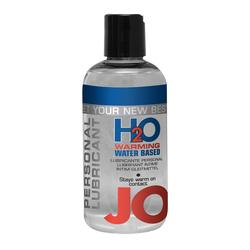 JO H2O Warming 4 fl oz