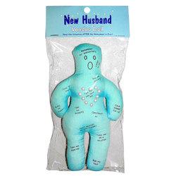 New Husband Voodoo Doll