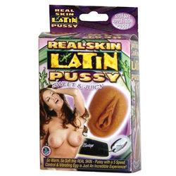 Real Skin Latin Pussy