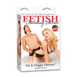 FF Do It Doggie Harness