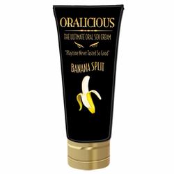 Oralicious Banana Split 2oz.