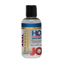 JO Anal H2O Warming 4 fl oz