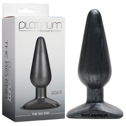 Platinum - The Big End Charcoal