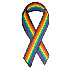 GS Pride Ribbon Magnet- Blank