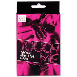 Touch Me Card Game