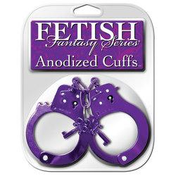 FF Anodized Cuffs Purple