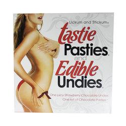 Tastie Pasties and Edible Undies Set