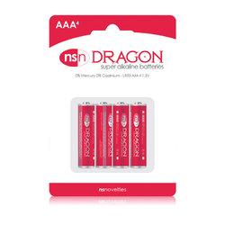 Dragon Alkaline AAA Batteries