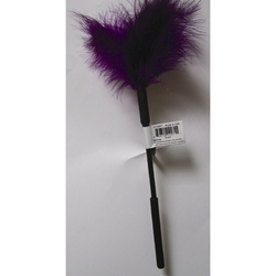 S&M Feather Tickler- Purple