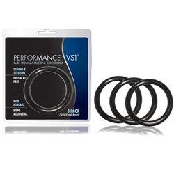 Performance - VS1 Prem Sili C-Rings Blk
