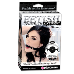 FF Extreme Sili Breathable Ball Gag Sm