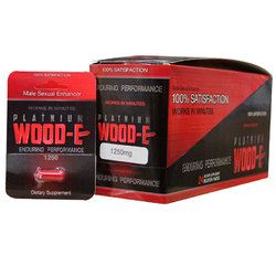 Platinum Wood-E 1250mg 1pk (DP/24)