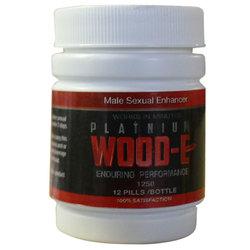 Platinum Wood-E 12ct Bottle