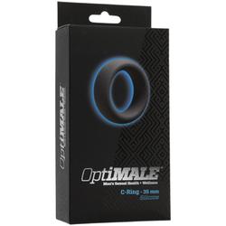 OptiMALE  C-Ring  35mm Slate