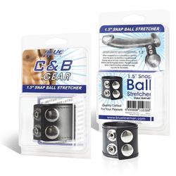 CB Gear 1.5in Snap ball stretcher