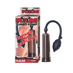 Ram Turbo Pump (Smoke)