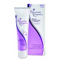 Blossom Organics Natural Lubricant 4oz