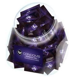 ID Superior Feel Condom Jar (144/Jar)