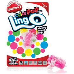 Screaming O LingO Color Pop Pink