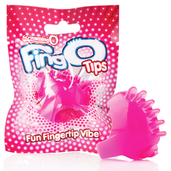 Screaming O FingO Tips Pink