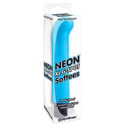 Neon XL G-Spot Softees - Blue